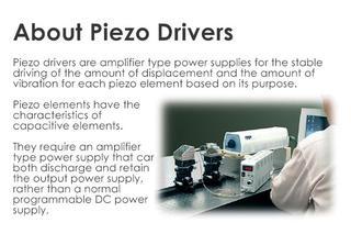 About Piezo Drivers