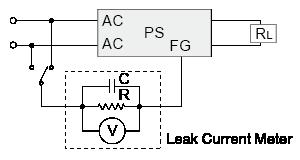 Leak Carrent circuit