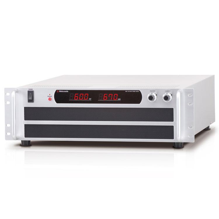 AK series   High Voltage power supply Rack mount   Matsusada Precision