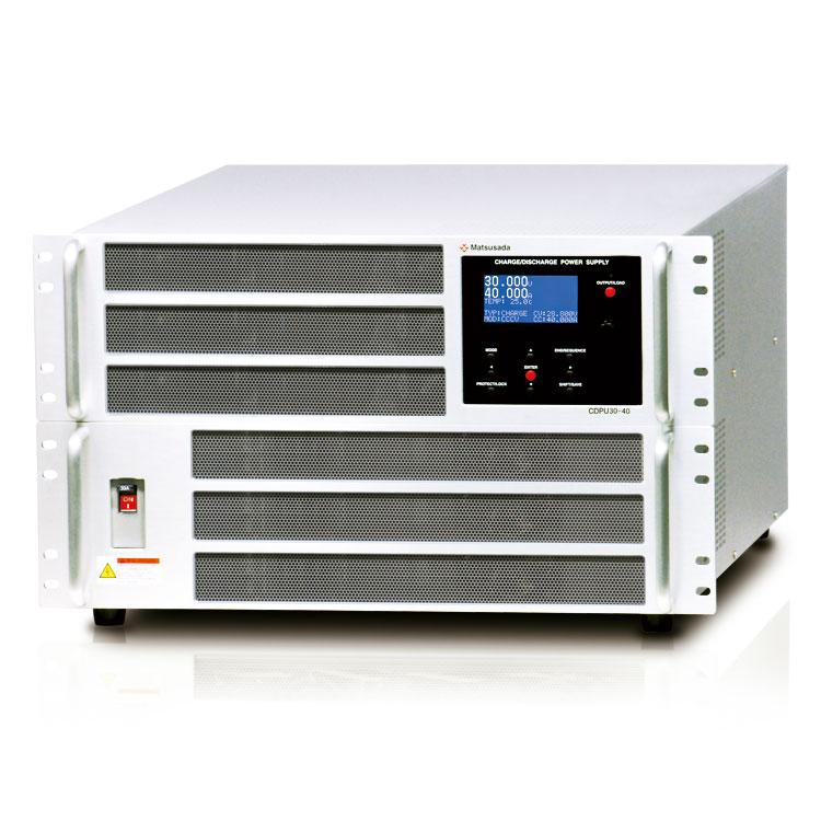 CDPU series | Battery cycle tester | Matsusada Precision