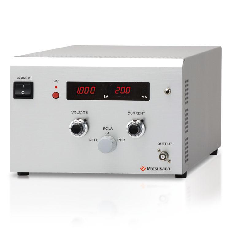 EJ series | High Voltage power supply Benchtop | Matsusada Precision