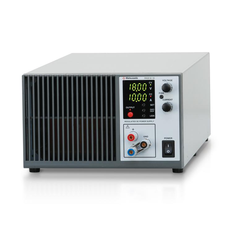 R4GE/R3GE series | DC power supply Benchtop | Matsusada Precision
