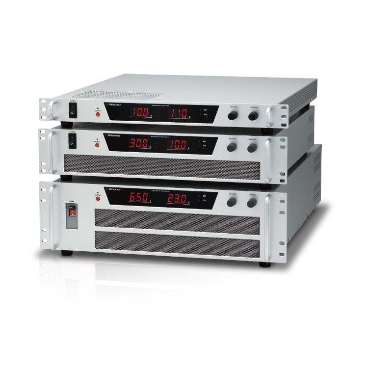 RE series | DC power supply Rackmount | Matsusada Precision