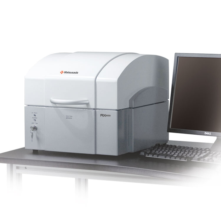 X-ray Fluorescence Spectrometer RX5000