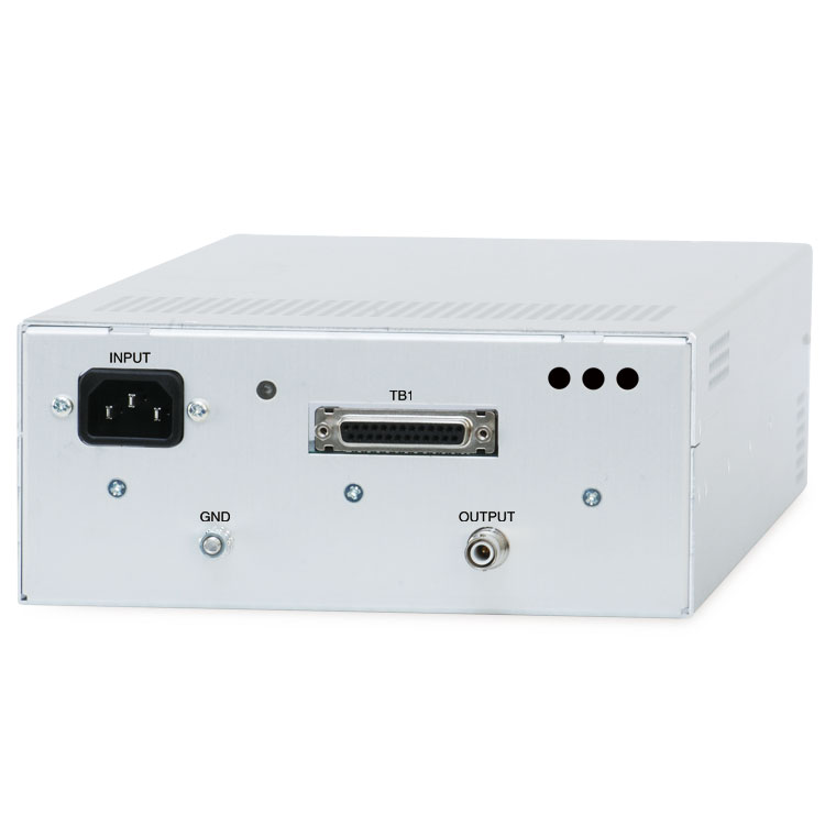 WG series   High Voltage power supply Module (Chassis Mount)   Matsusada Precision