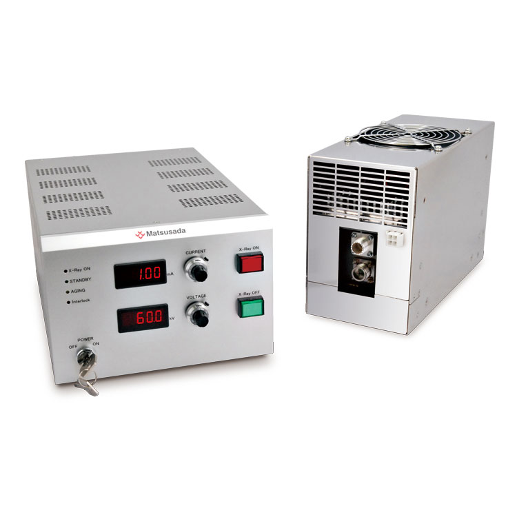 XWFR series | X-ray generator unit | Matsusada Precision