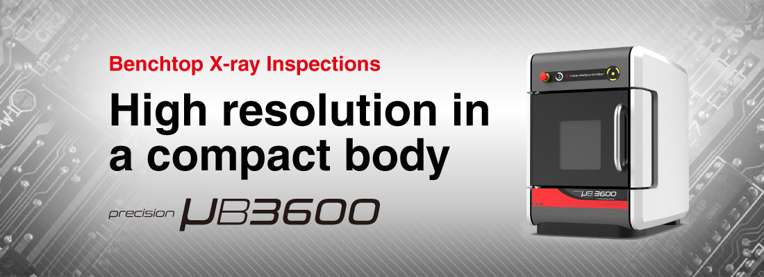 X-ray Inspection system Precision microB3600