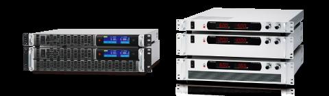 Rack mount High Voltage Power Supplies