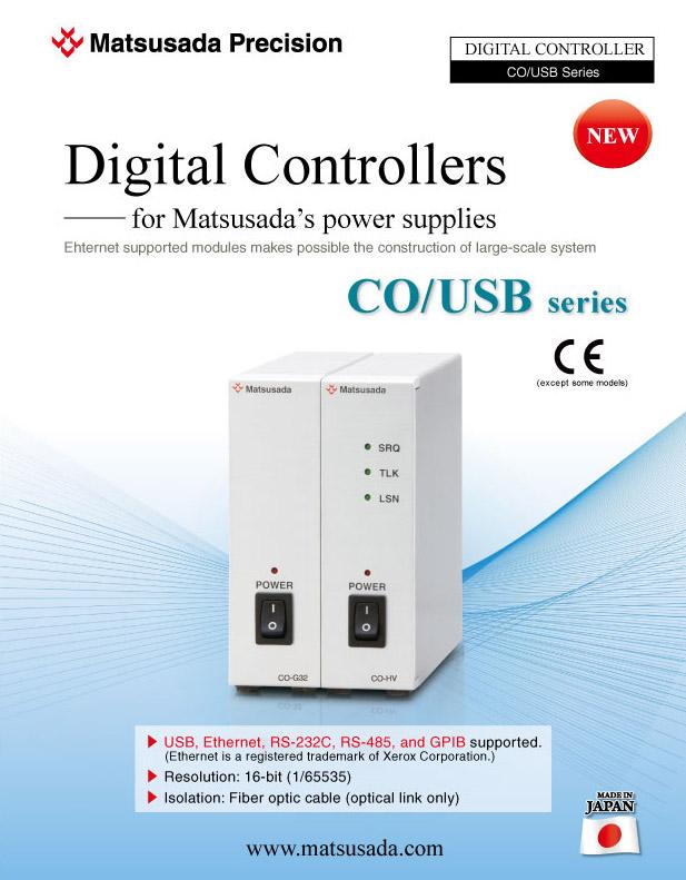CO/USB series Datasheet
