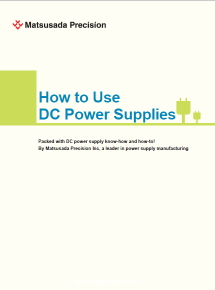 How to Use DC Power Supplies