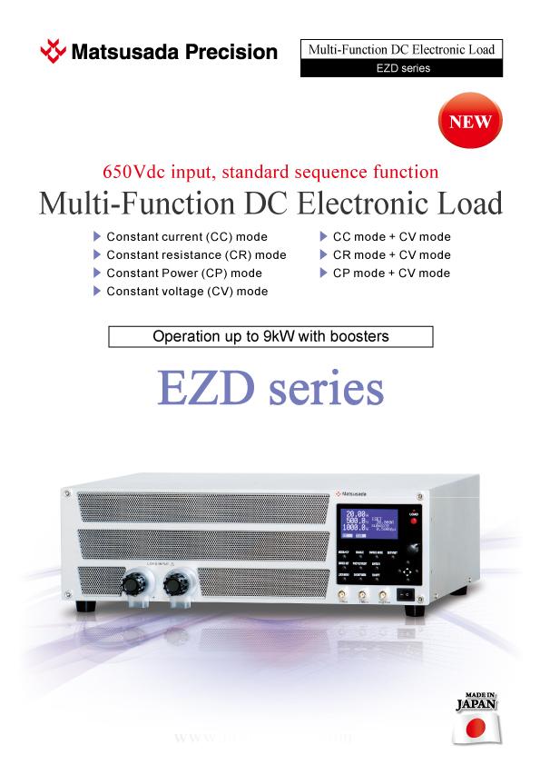 EZD series Datasheet