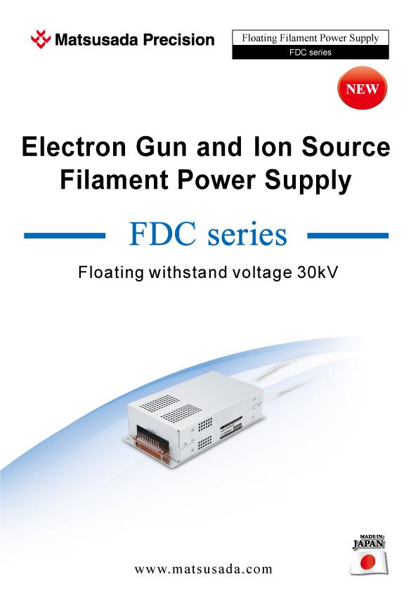 FDC series Datasheet