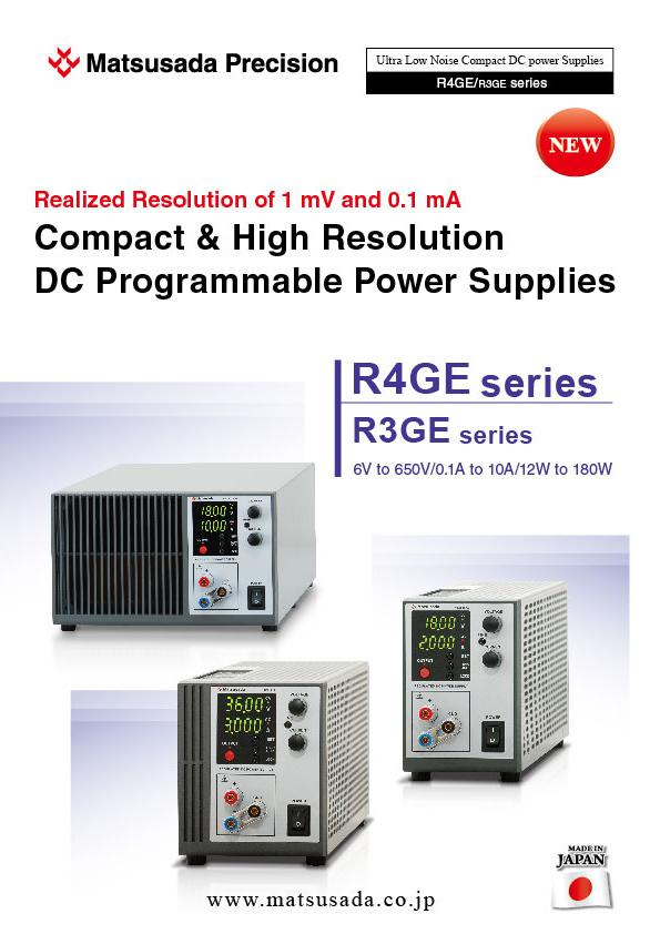 R4GE/R3GE series Datasheet