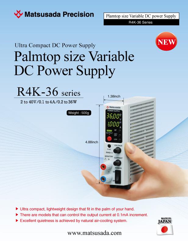 R4K-36 series Datasheet