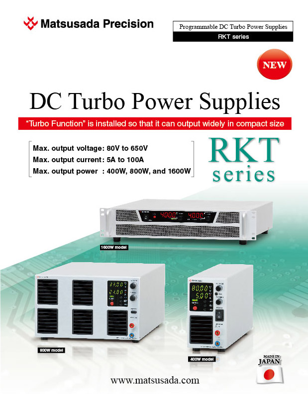 RKT series Datasheet