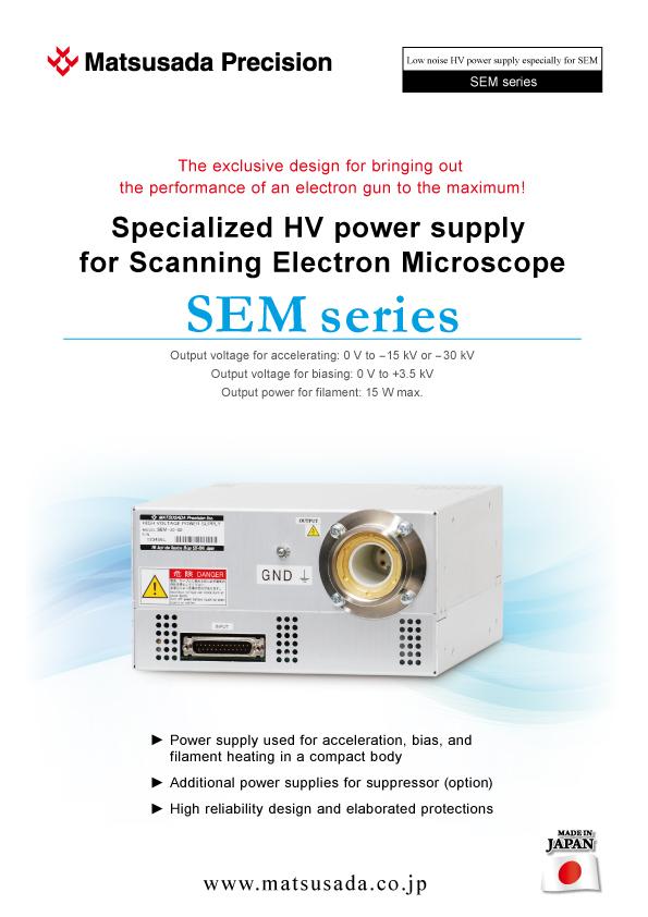 SEM series Datasheet