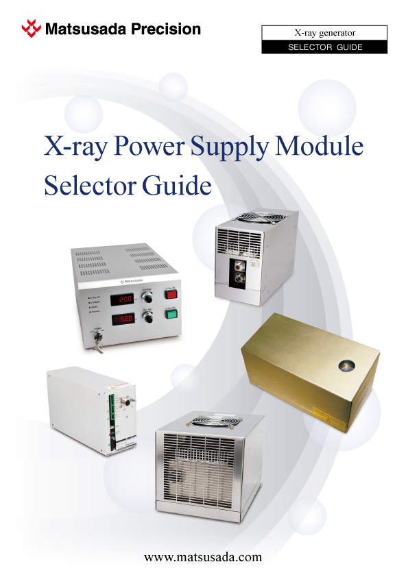 X-ray Power Supply Module Selector Guide