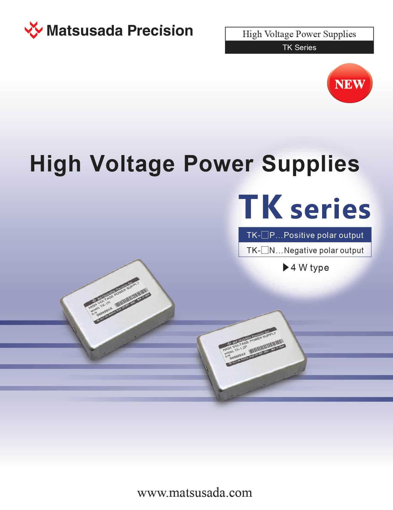 TK series Datasheet