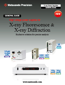 X-ray Power Supplies Selection Guide