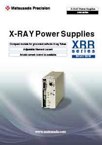 XRR series Datasheet