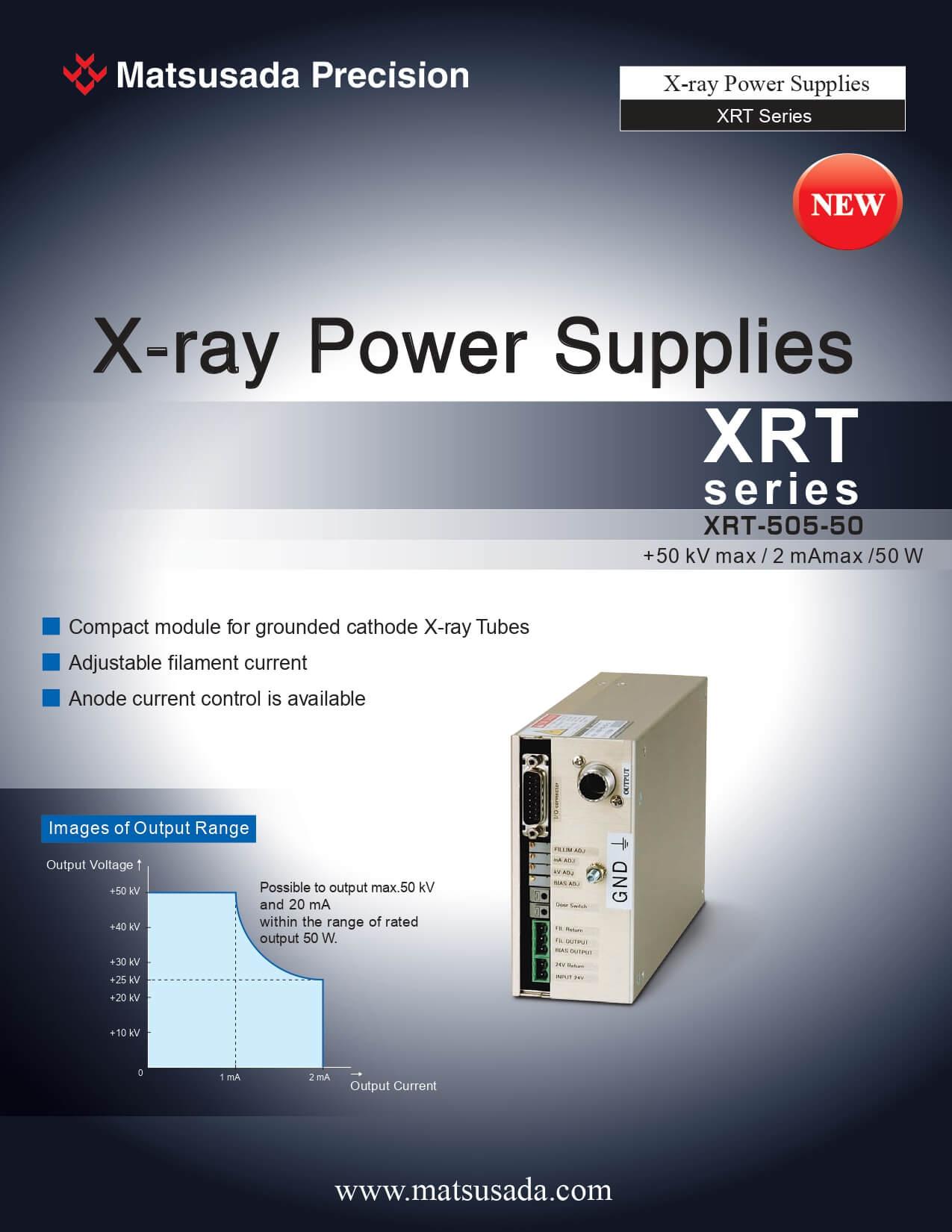 XRT series Datasheet