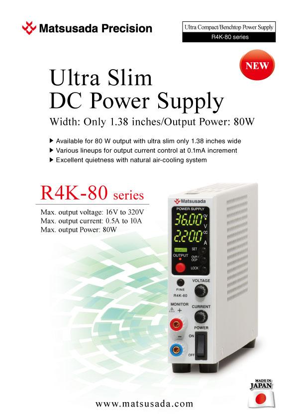 R4K-80 series Datasheet
