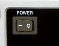 Piezo Rocker button switch
